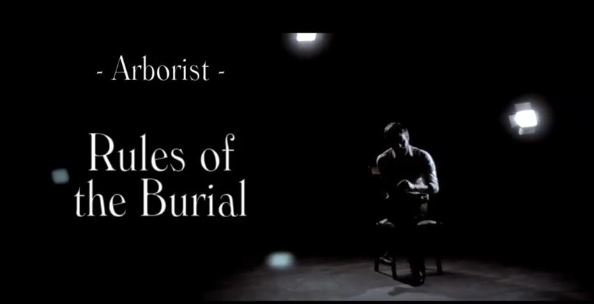 Rules of the Burial