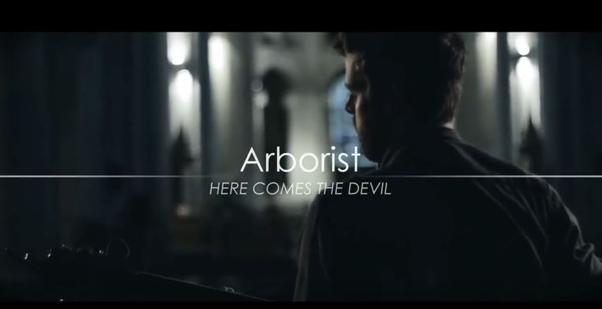 Here Comes the Devil – Live at St.Anne's Cathedral